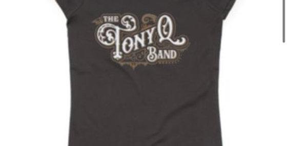 Womens TQ band T-Shirt