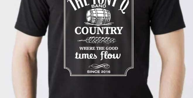 Where The Good Times Flow T-Shirt