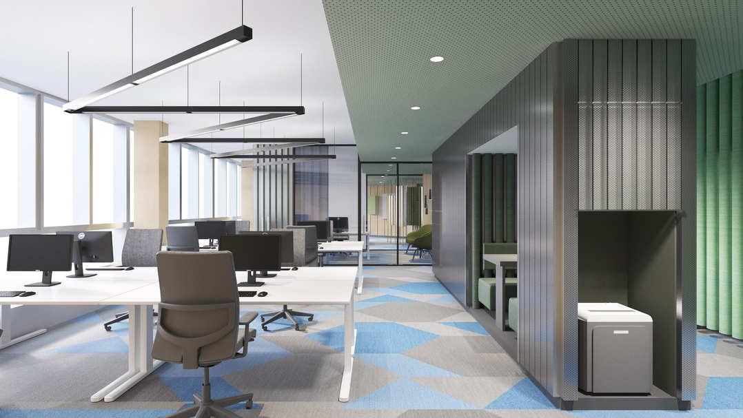 biuro S / Büro s