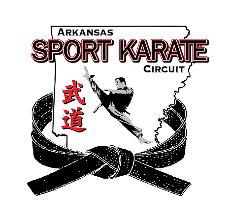 Arkansas Sport Karate Circuit logo