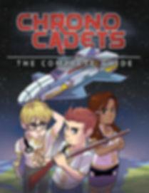 Chrono Cadets Original Cover Magazine Ve