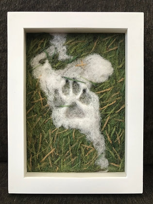Spring - from the 4 Seasons Paw Prints Collection