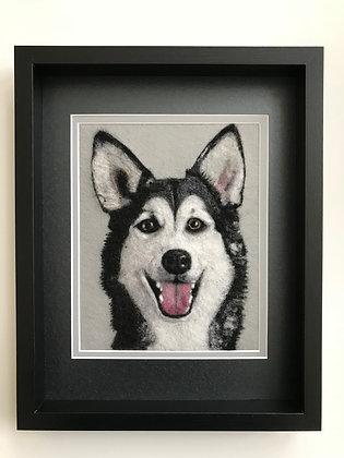 Pet Portrait Commission - DEPOSIT