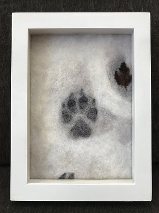 Winter - from the 4 Seasons Paw Prints Collection