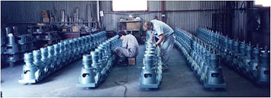 DEEP WELL VERTICAL TURBINE PUMPS - A WEL