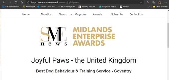 Midlands Enterprise Awards 2020 (2) - Co