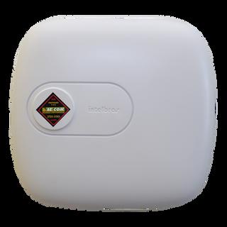Central de alarme Intelbras- sistema de alarme com 18 setores com teclado de LED, ideal para empresas, residências e estabelecimentos comerciais