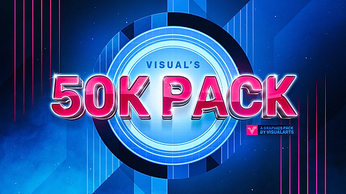 The Ultimate 50K Graphics Pack