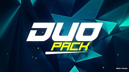 Duo Graphics Pack (Visual x Mixo)