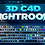 Thumbnail: 3D Text Lightroom (Cinema 4D)