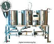 Digital-Homebrewing-System-and-Brew-Rig.