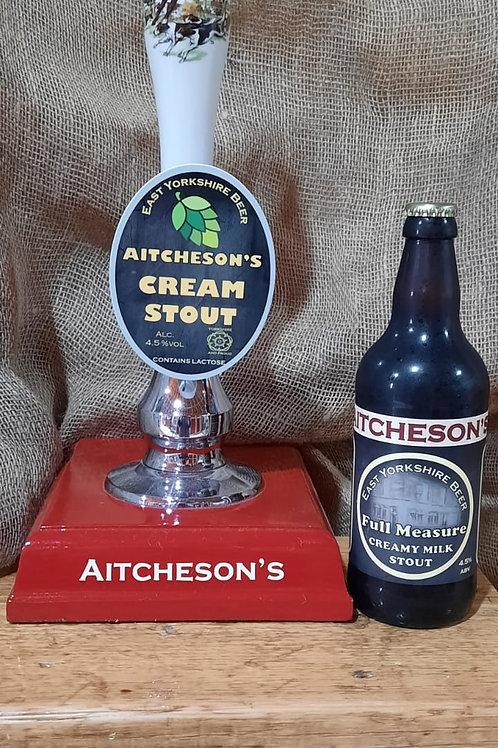 Aitcheson's Cream Stout