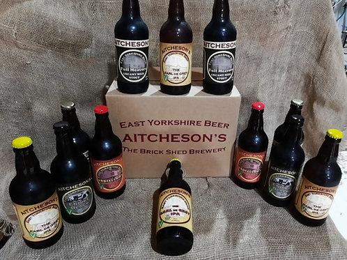 Box of 12 bottles