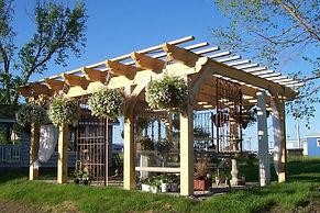 Timber Shelters - Pergolas