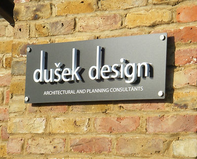 3D signage for Businesses