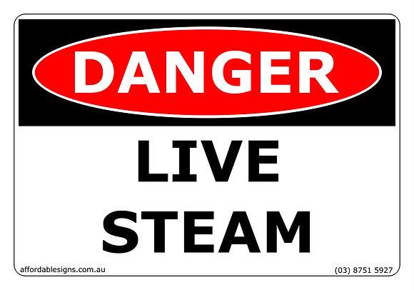 Danger Live Steam