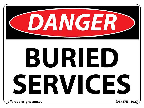 Danger Buried Services