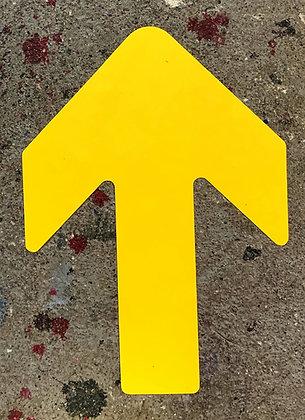 Floor Arrow, Entry Exit Decals, Social Distance Sticker