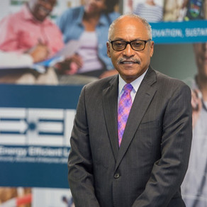 President Louis E. James Supports the PuLSE Institute