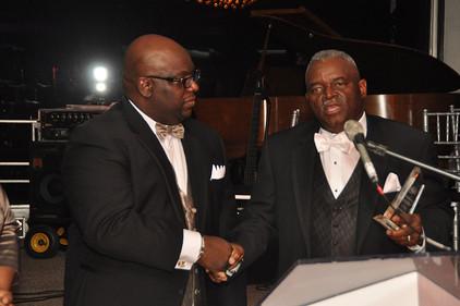 Charles Thomas, Jr. and Roy Walter