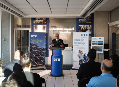 SEEL Joins DTE's MIGreenPower, Enhancing Sustainability Efforts
