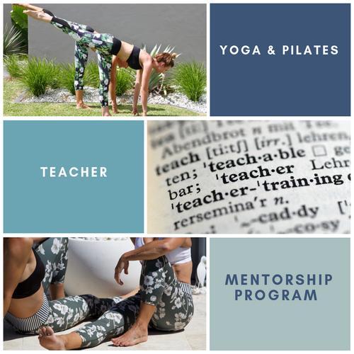 Harmony Inspired Yoga & Pilates