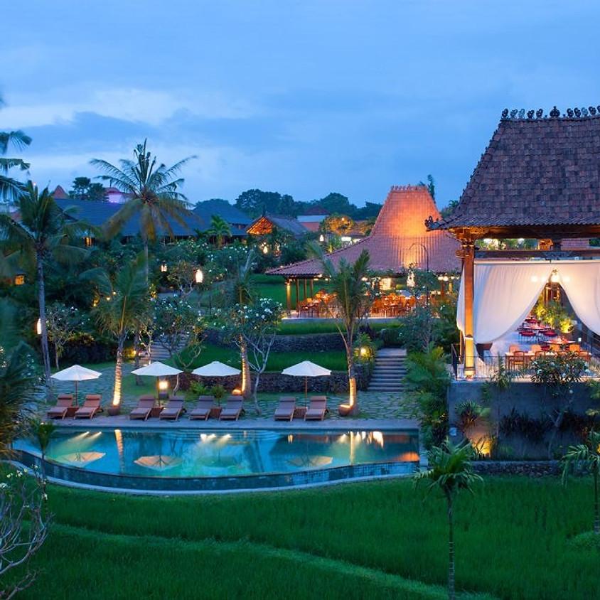 Soul Vibes & Revive ~ Bali Retreat June 2021