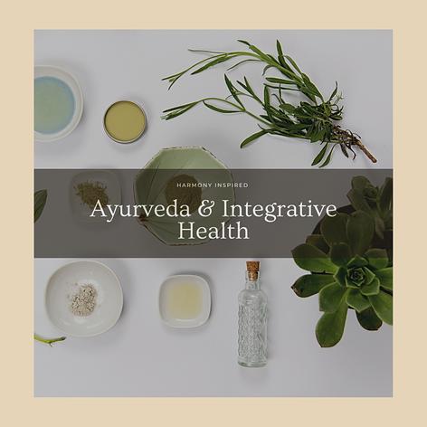 Ayurveda & Integrative Health