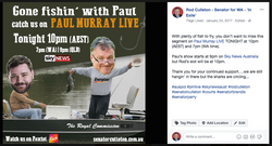 Culleton Facebook Post