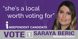 Candidate 2 meter banner