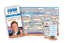 Candidate Brochures
