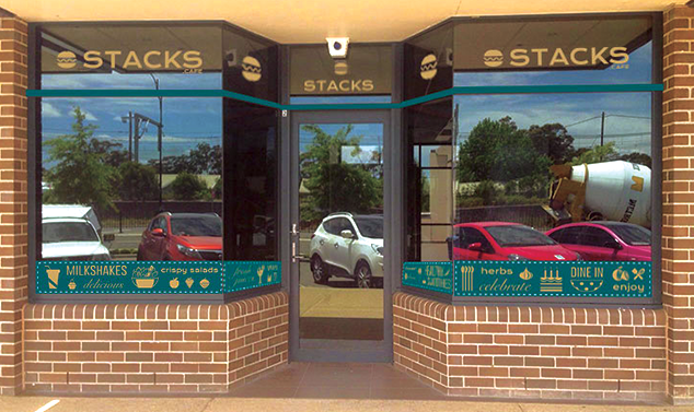 Stacks Cafe