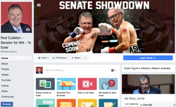 Culleton Facebook design