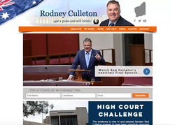 Culleton website