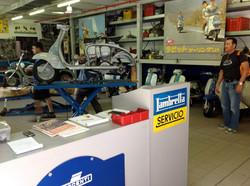lambretta shop Milan