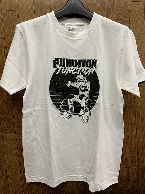 FJ×Viva La Mort Tシャツ ホワイト