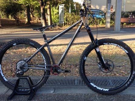 INZIST BICYCLE SLAVE650B