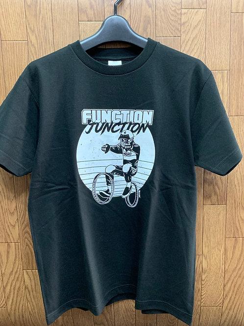 FJ×Viva La Mort Tシャツ ブラック