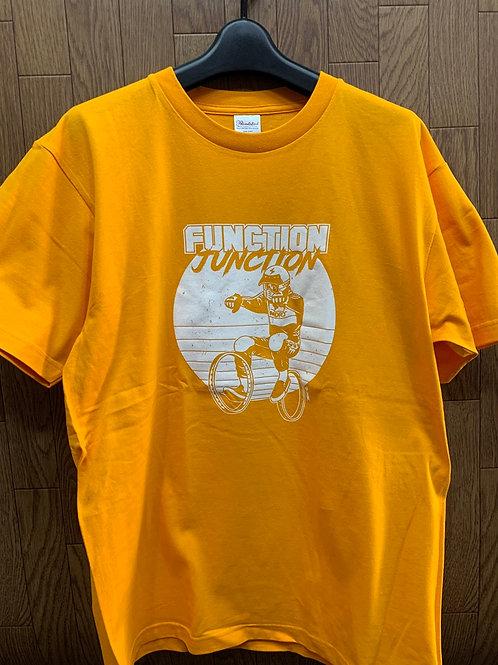 FJ×Viva La Mort Tシャツ オレンジ