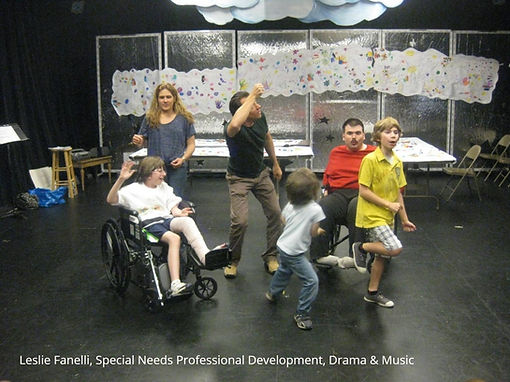 Special Needs Professional Development D