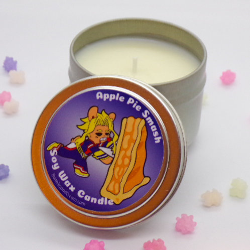 Apple Pie Smash Soy Candle