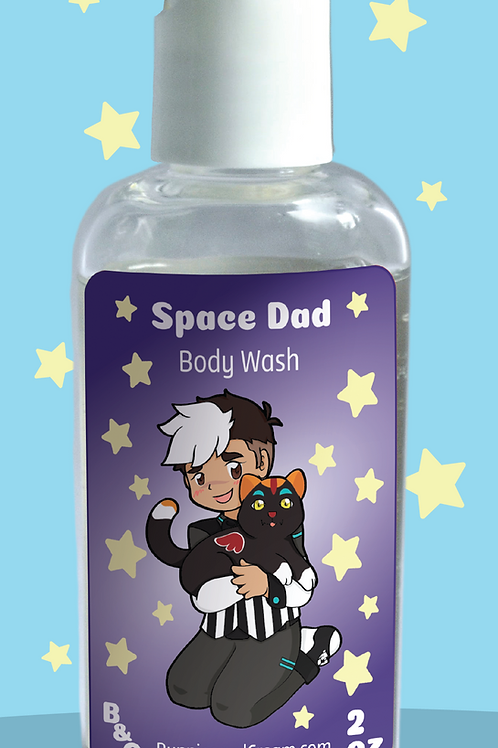 Paladin Parlour Body Wash Set