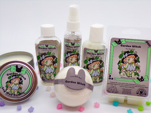 Garden Witch Product Collection