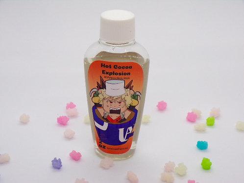 Hot Cocoa Explosion Body Wash