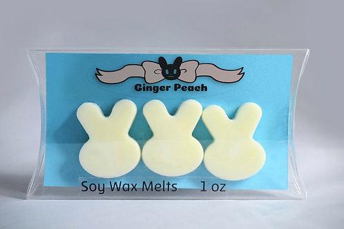 Ginger Peach Soy Wax Melt