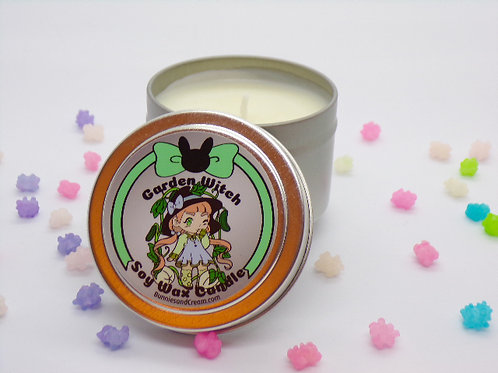 Garden Witch Soy Candle