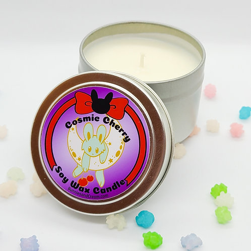Cosmic Cherry Soy Candle