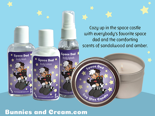 Space Dad Product Collection