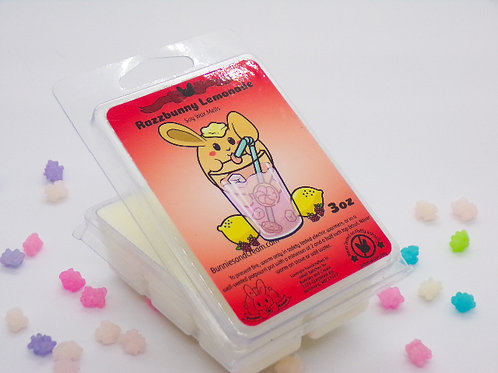 Razzbunny Lemonade Soy Wax Melt
