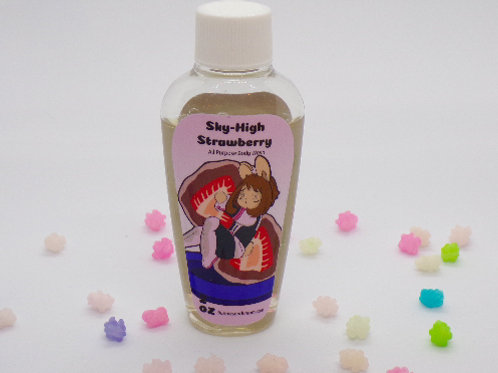 Sky High Strawberry Body Wash